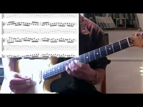 Moto Perpetuo - N. Paganini (Guitar Cover + Tab) : Excellent Warm-up Exercice !