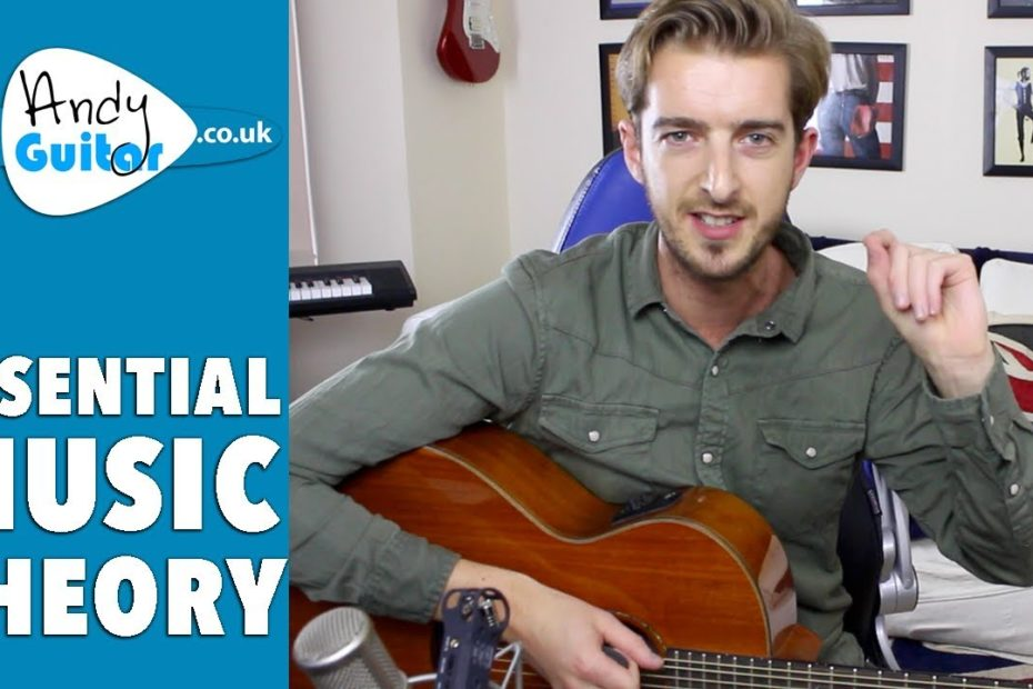 Music Theory For Beginner Guitarists - What Do You NEED To Know?