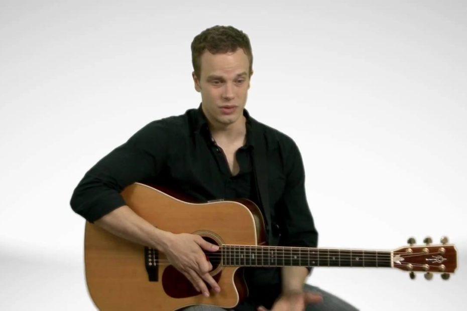 Nate Savage's Guitars - Guitar Lesson