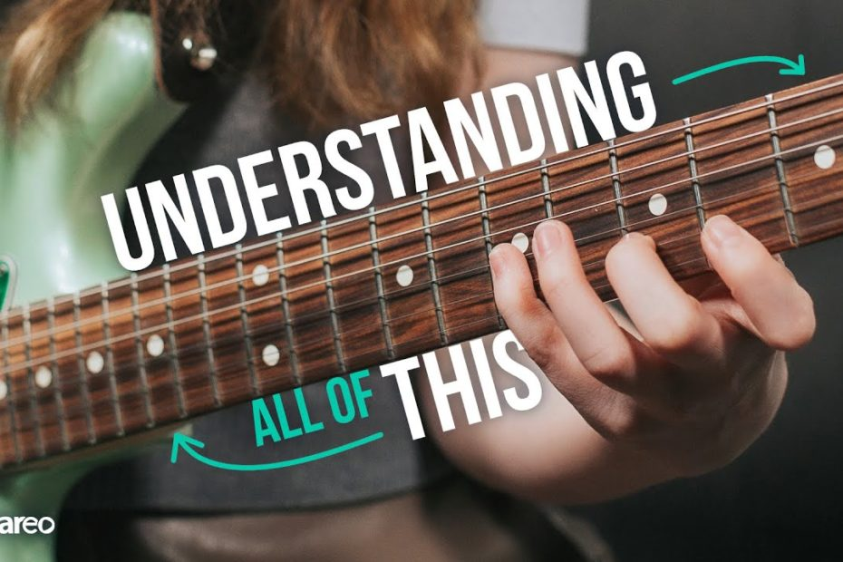 Navigating The Guitar Fretboard For Beginners