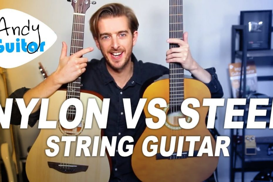 Nylon String VS Steel String acoustic guitar - Which is right for beginners?