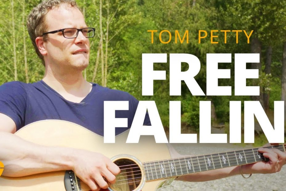 Play Free Fallin' by Tom Petty On The Guitar - Campfire Guitarist Quick-Start Series #5