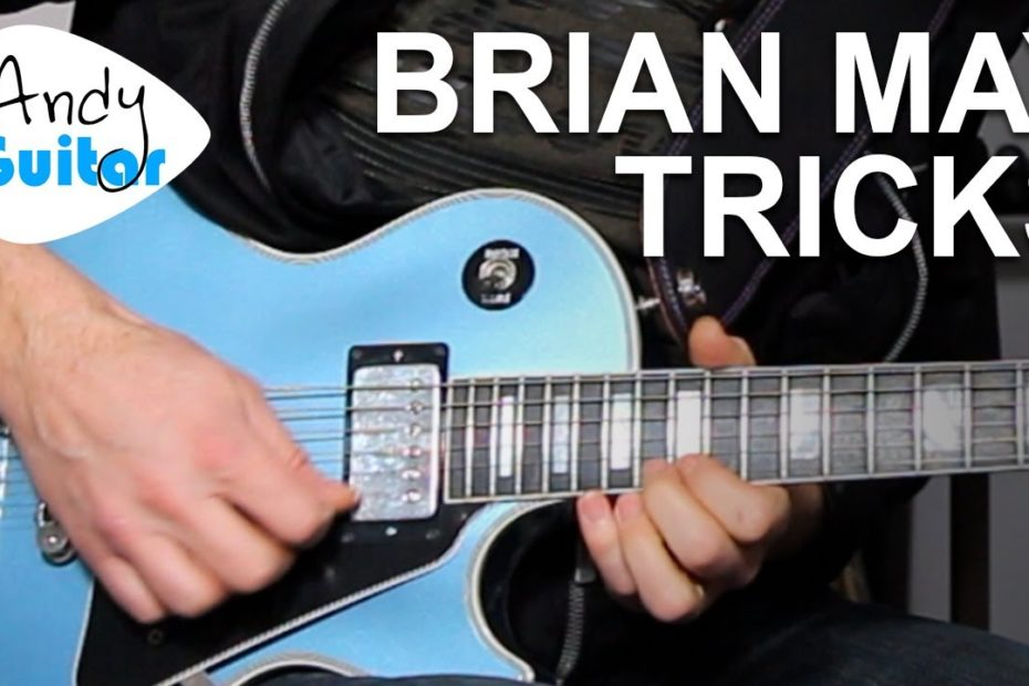 Play Guitar Like Brian May ft. Dave Colquhoun (from Bohemian Rhapsody movie!)