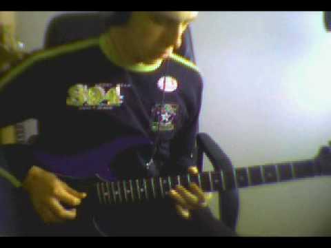 RHCP - Californication Solo Poland Chorzow 2007 (Cover)