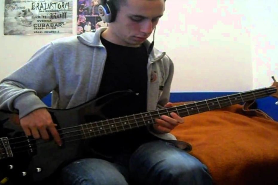 RHCP - Dosed (bass cover)