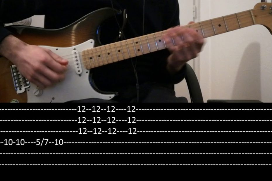 RHCP - Get on top + live solo (lesson w/ tab)