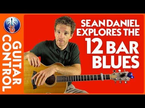 Sean Daniel Explores the 12 Bar Blues | Guitar Control