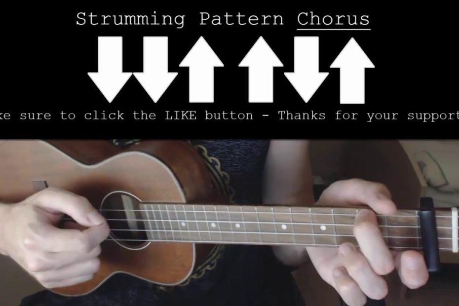 Shawn Mendes – Treat You Better EASY Ukulele Tutorial With Chords / Lyrics