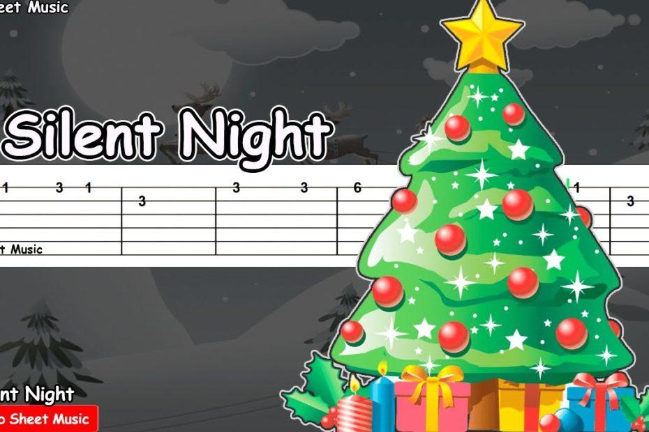 Silent Night - Guitar Tutorial (Merry Christmas)