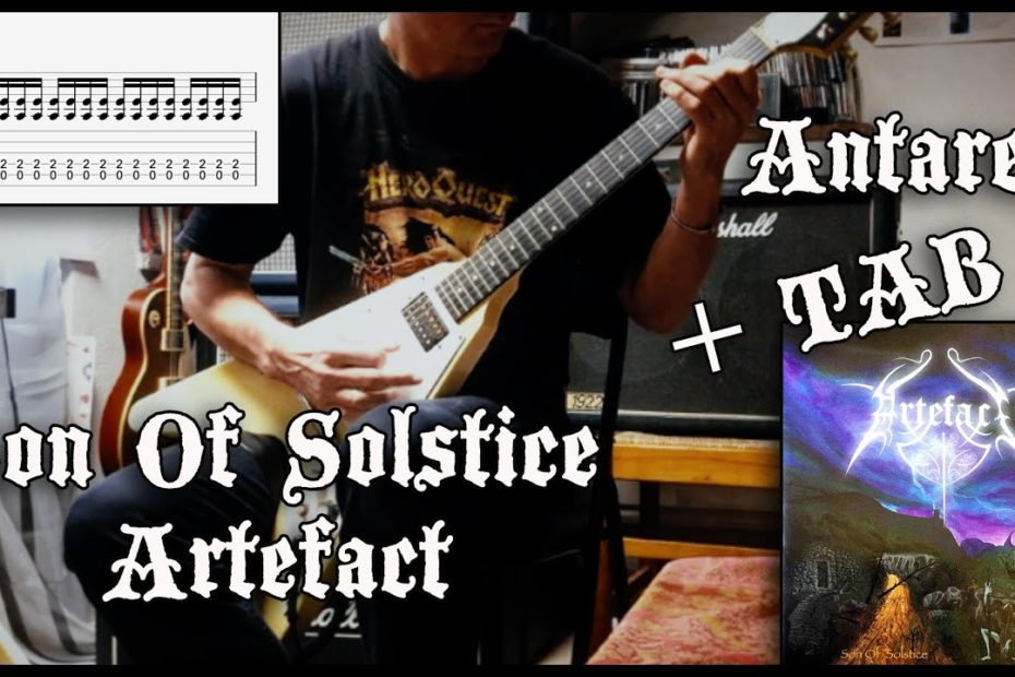 Son Of Solstice - Artefact (Guitar Tab)