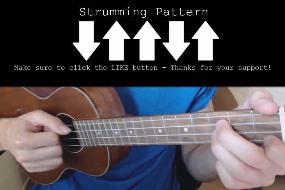 Stranger Things Season 3 - The NeverEnding Story EASY Ukulele Tutorial With Chords / Lyrics