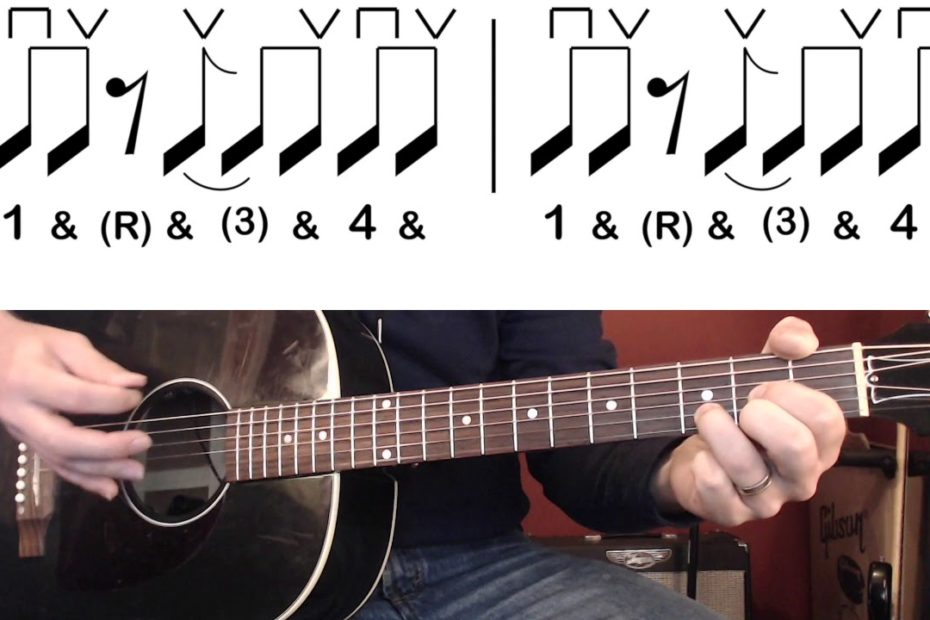 Strumming and Notation pt. 4