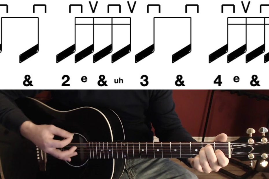 Strumming and Notation pt. 5