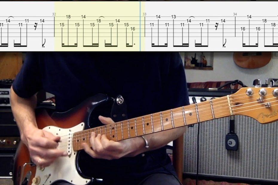 Sunset Lover - Petit Biscuit (Guitar Arrangement + Tab)