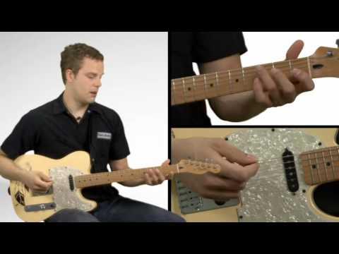 Sweep Picking Basic Arpeggios - Guitar Lesson
