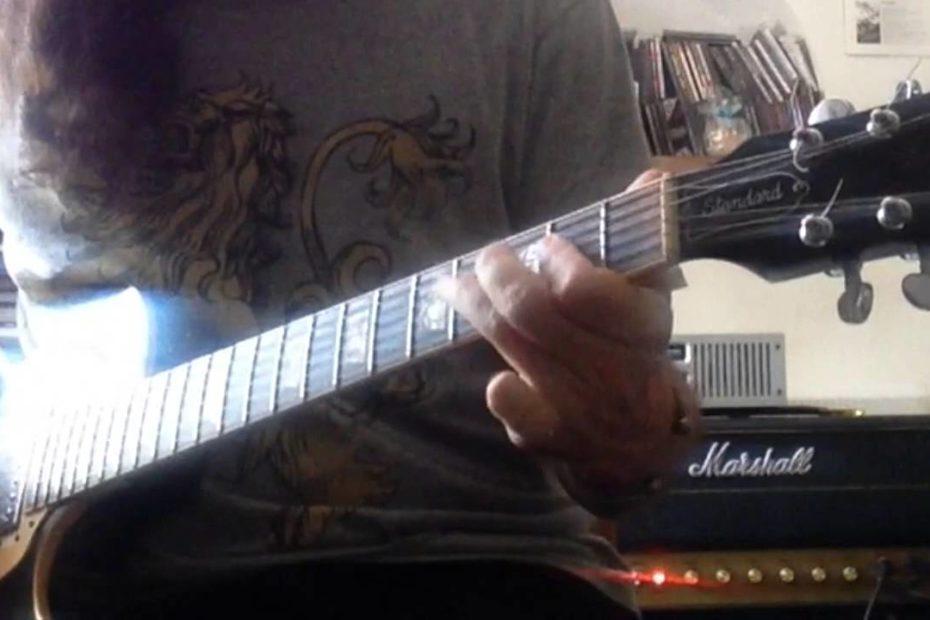 Test Thin Lizzy Marshall JTM45