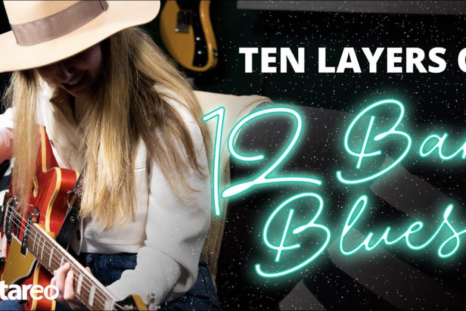 The 10 Levels Of 12-Bar Blues (Guitar Lesson)