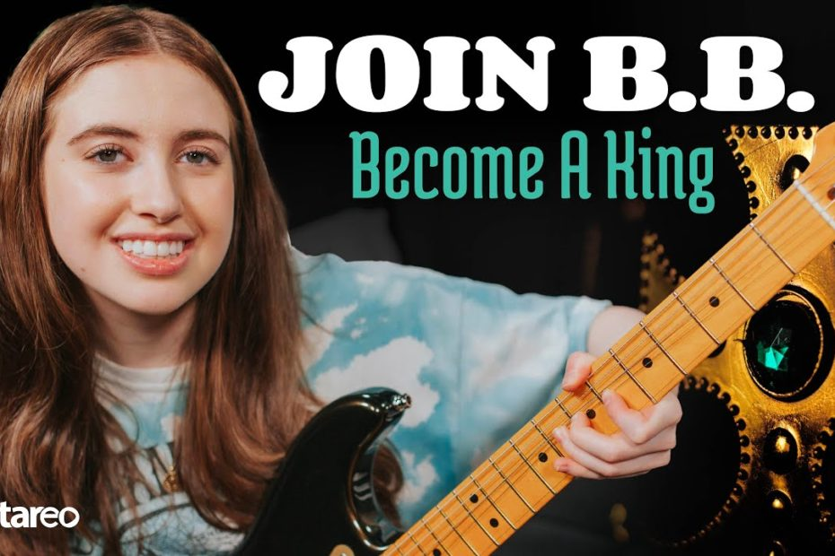 The Best Guitar Bending Lesson EVER