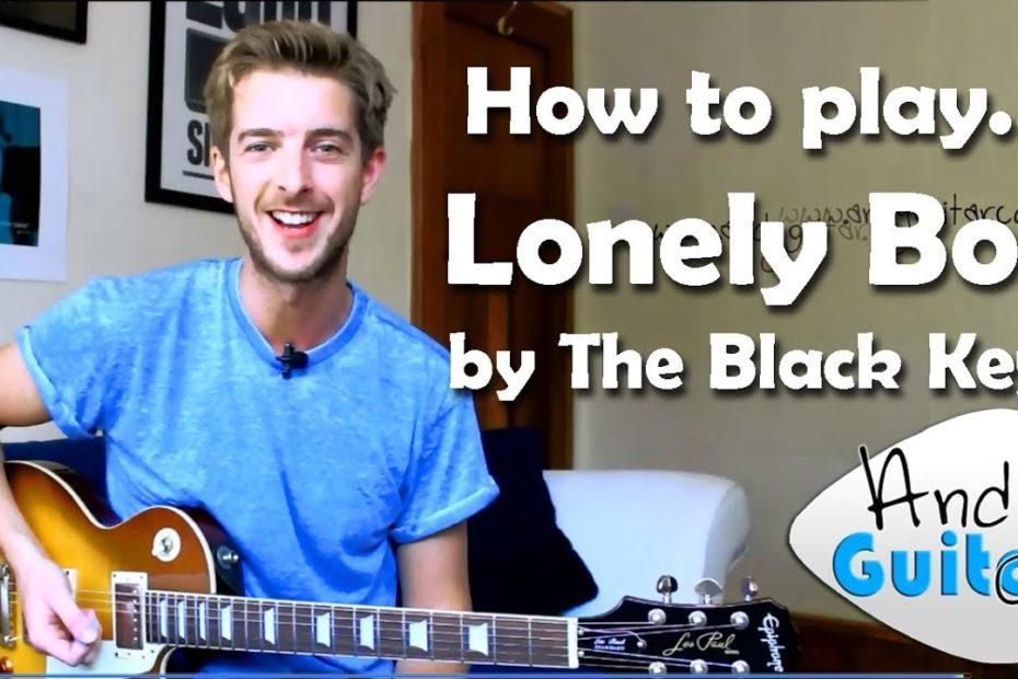 The Black Keys Lonely Boy Guitar Lesson Tutorial - Minor Pentatonic Song #7
