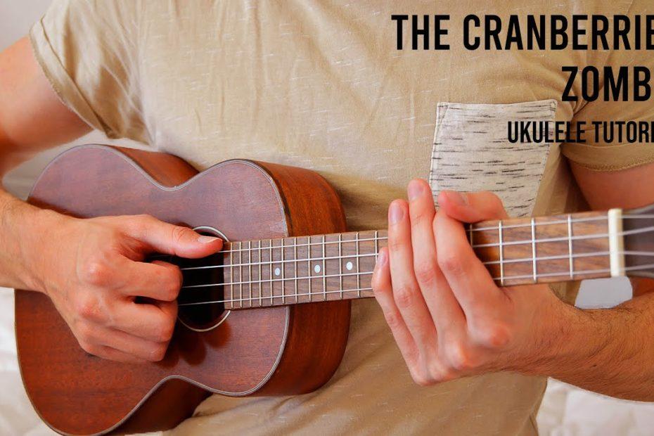The Cranberries – Zombie EASY Ukulele Tutorial With Chords / Lyrics