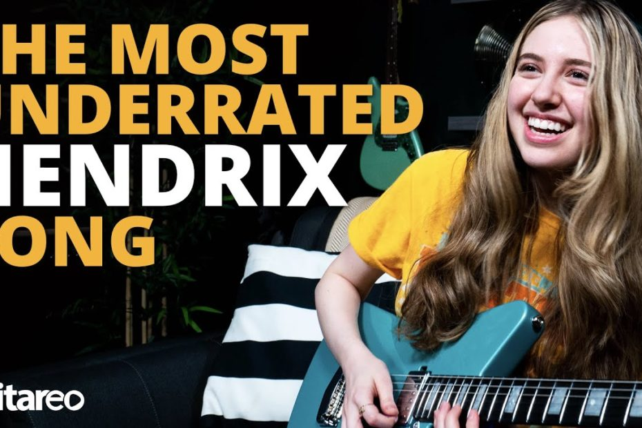 The Most Underrated Hendrix Song | Guitar Cover