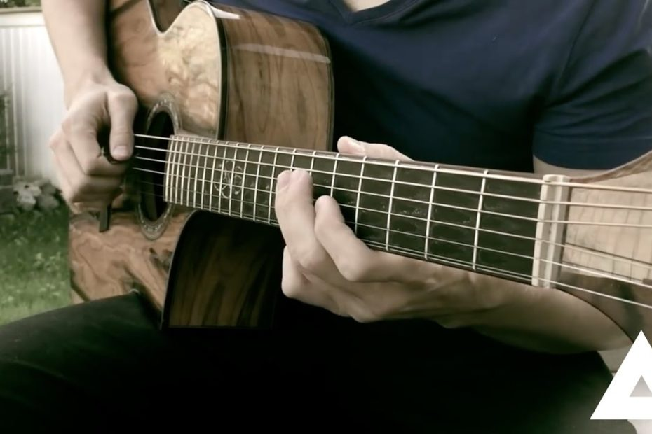 The Unforgiven Solo - Metallica - Acoustic Guitar Cover