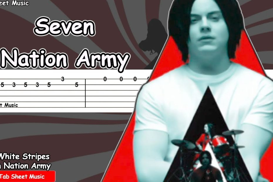 The White Stripes - Seven Nation Army (Battlefield 1) Guitar Tutorial