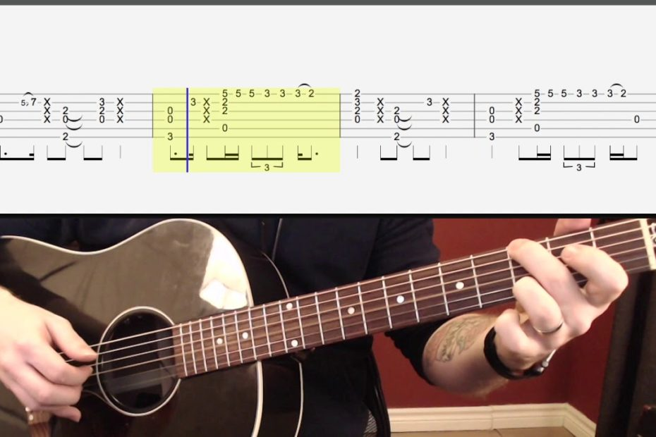 Thinking Out Loud Fingerstyle (Short Recital Piece)