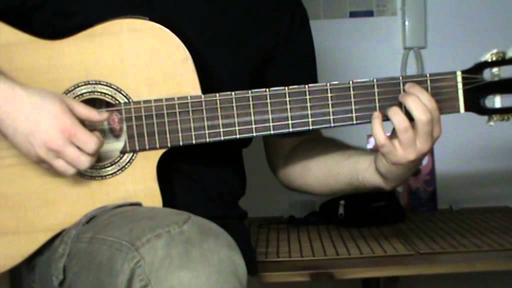 Time Has Told Me acoustic guitar cover with TAB - acoustic guitar lesson