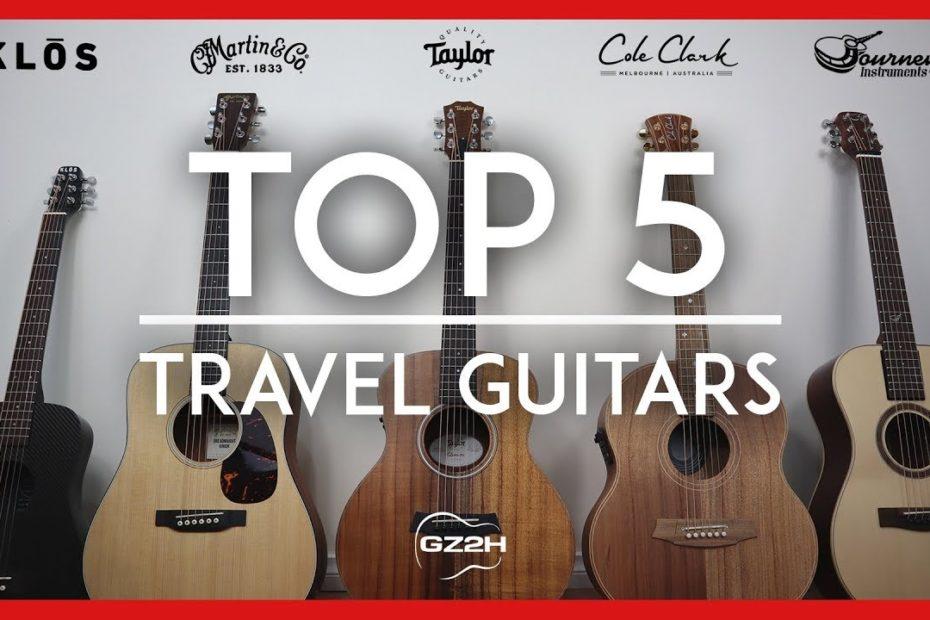 TOP 5 TRAVEL GUITARS - SOUND COMPARISON OF BEST ACOUSTIC MINIS