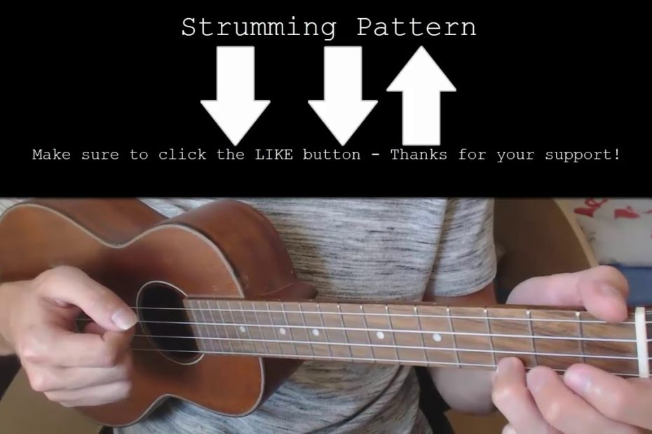 Toy Story - You've Got A Friend In Me EASY Ukulele Tutorial With Chords / Lyrics