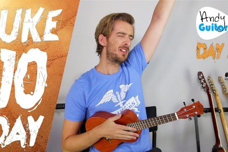 Ukulele lesson 5 - Musical Keys and songs - FREE Ukulele Course