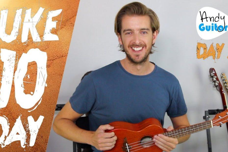 Ukulele Lesson 7 - Happy Birthday Ukulele Tutorial - How to play Ukulele