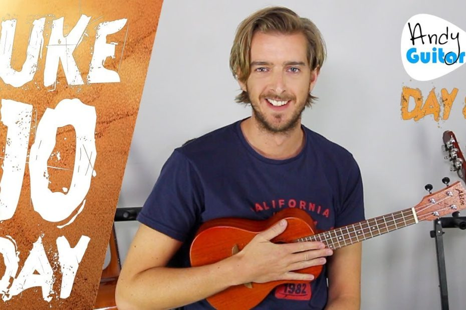 Ukulele Lesson 8 - House Of The Rising Sun - FREE 10 Day Course