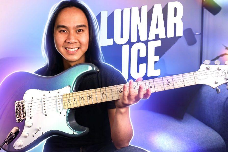 Unboxing A Rare Guitar - PRS John Mayer Silver Sky Lunar Ice