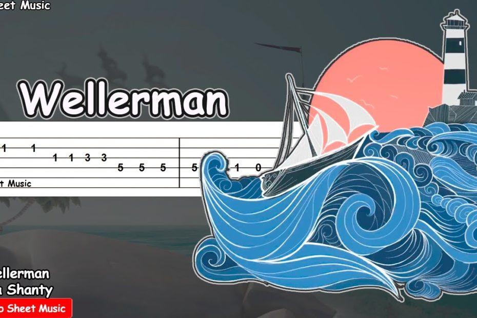 Wellerman - Sea Shanty Guitar Tutorial
