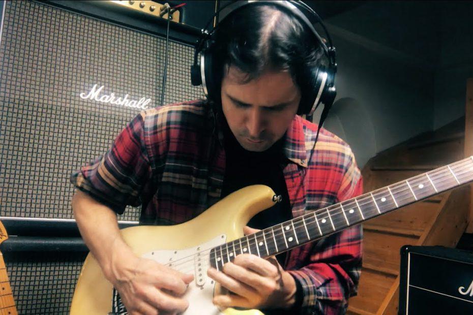 Yngwie's Early Tone  : DiMarzio FS1 VS HS3